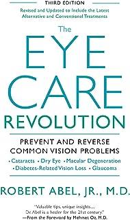 انقلاب مراقبت از چشم: از مشکلات بینایی مشترک بینایی ، بازبینی و به روزرسانی شده جلوگیری کنید