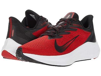 Nike Zoom Winflo 7 (University Red/Black/White) Men