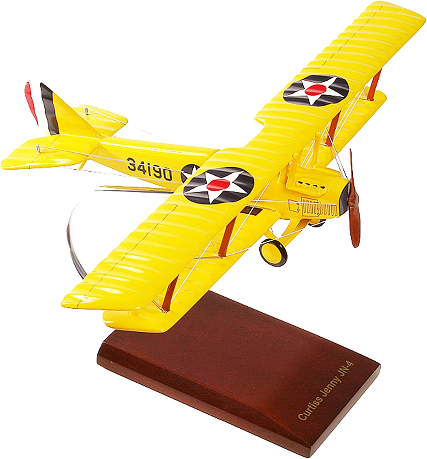 Mastercraft Collection Curtiss JN4 Jenny Model Scale 1 32