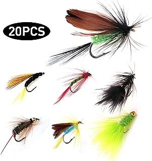 fly fishing flies lot