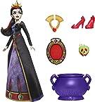Figura Disney Villains Boneca de 28 cm com Roupas Removíveis - Rainha Má - F4562 - Hasbro