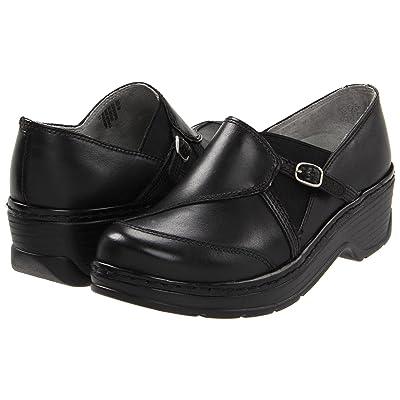 Klogs Footwear Camd (Black Smooth) Women
