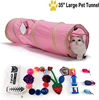 Best cat tunnels for outside Reviews
