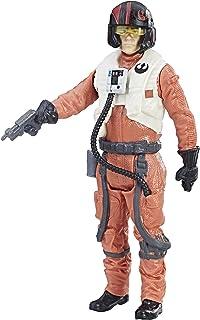 Star Wars The Last Jedi Poe Dameron Force Link Figure