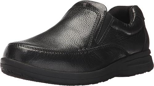 Nunn Bush Men's Cam Slip-On Loafer, negro, 9 M US