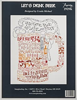 Best beer cross stitch pattern Reviews