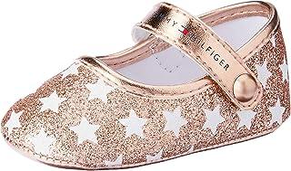 Tommy Hilfiger , Chaussures premiers pas pour bébé (fille) Or or
