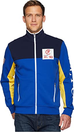 CP-93 Double Knit Tech Long Sleeve Jacket