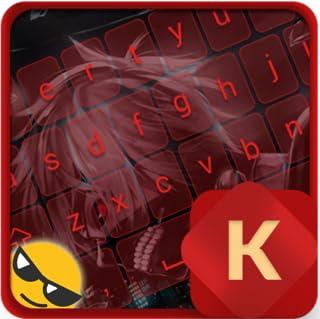 Kaneki Ghoul Keyboard Theme