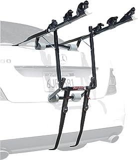 Allen Sports Deluxe Estante de maletero para 3 bicicletas