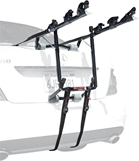 Allen Sports Deluxe 3-Bike Trunk Mount Rack, Model 103DB