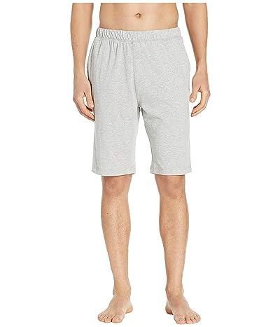 Tommy Bahama Cotton Modal Knit Jersey Shorts (Heather Grey) Men