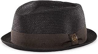 Tropicana Straw Fedora Hat