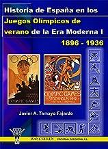 Historia de España en los Juegos Olímpicos de verano de la Era Moderna I 1896-1936