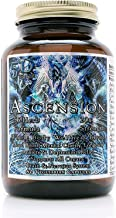 5D Ascension 55 Herb Blend 20X Strength Whole Body Wellness Formula (60 Veg Capsules) - Mood Boost, Mental Clarity, Anxiety and Depression Relief, Immune Boost, Weight Loss, and Fasting Support