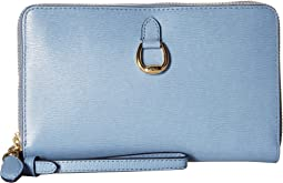 Bennington Double Zip Phone Wristlet