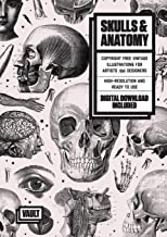 Skulls & Anatomy: Copyright Free Vintage Illustrations for Artists and Designers