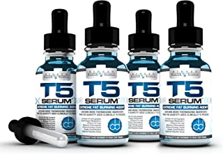 Biogen Health Science x4 T5 Fat Burners Serum XT : Scientifically Formulated, Proven & Fast Acting Slimming Pills Alternative (4 Month Supply)