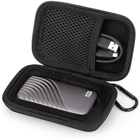 STDR2000202; SEAGATE Expan STDR1000202 2.5 EVA Portable External Hard Drive HDD Hard Case Holder Pouch For Western Digital WD My Passport Air for Mac STDR1000201 STDR1000203 STDR2000201 STDR2000200 Elements Exclusive; SEAGATE BackupPlus STDR1000200