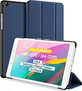 Samsung Galaxy Tab A 8.0 2019 Case T290 / T295, DUX DUCIS Slim Magnetic Trifold Stand Cover for Samsung Galaxy Tab A 8.0 i...