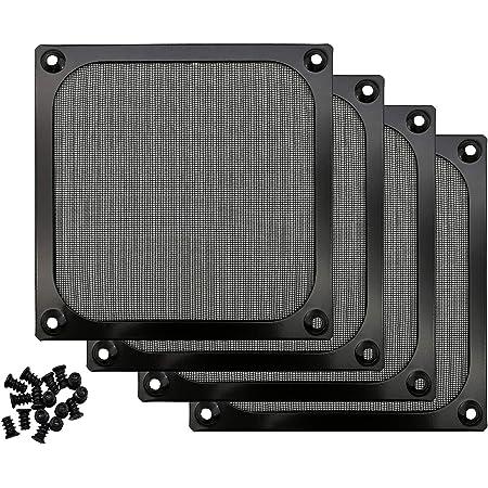 OKGEAR 80mm Fan Filter Grill
