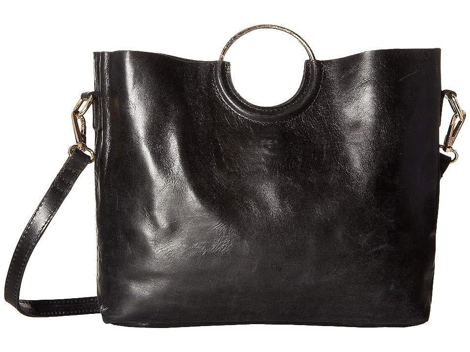 ABLE Fozi Handbag (Black) Handbags