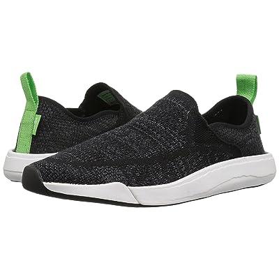 Sanuk Chiba Quest Knit (Black) Shoes