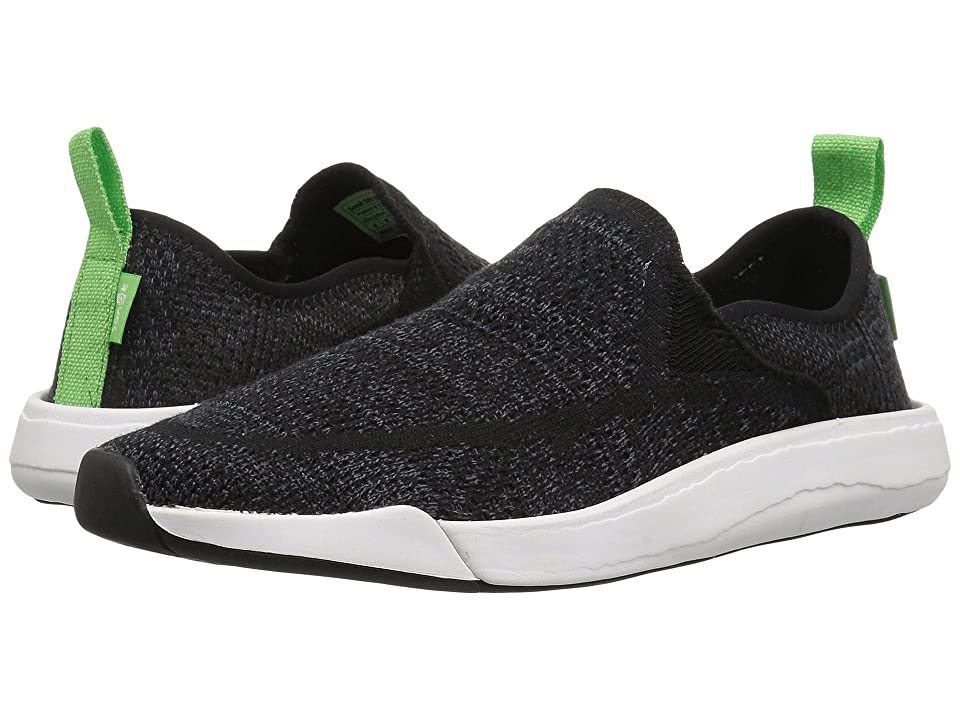 Sanuk Chiba Quest Knit (Black) Shoes