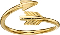 Love Struck Arrow Wrap Ring
