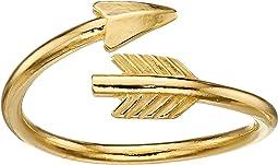 Love Struck Arrow Wrap Ring