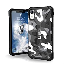 Urban Armor Gear UAG Pathfinder Rugged Protection Case / Cover Designed for iPhone XR (Military Drop Tested)  - Arctic Camo