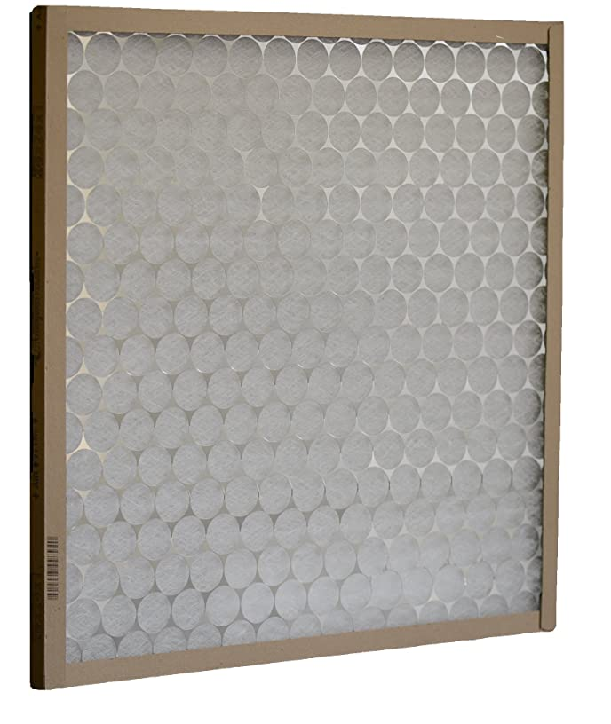 Glasfloss Industries PTA12242 PTA Series Heavy Duty Disposable Panel Air Filter, 12-Case
