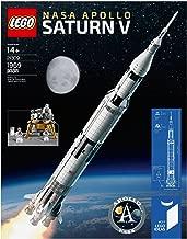 2017 Lego 21309-- Ideas NASA Apollo Saturn V set