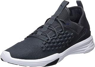 PUMA Men's Mantra Fusefit Iron Gate-wht Shoes