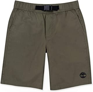 Timberland Boys' Buckle Closure Knit Shorts