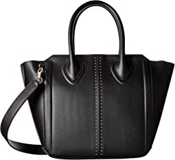 Tribeca Satchel - Pin Stud