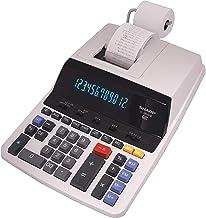 "$76 » Sharp EL-2630PIII Two-Color Printing Calculator 4.8 Lines/Sec 4"" Black/Red (Renewed)"