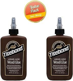Franklin International 5013 Titebond Liquid Hide Glue, 8-Ounce, 2 Pack