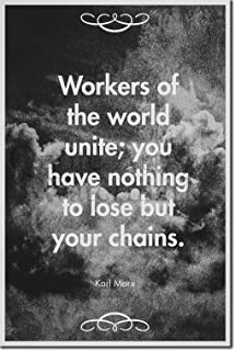 workers of the world unite quote