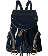 See by Chloe - Olga Mini Patent Backpack