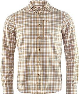 Fjallraven Abisko Plaid Hike Long-Sleeve Shirt - Men's