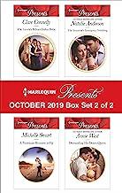 Harlequin Presents - October 2019 - Box Set 2 of 2