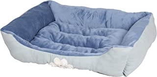 Long Rich All Season Rectangle Pet Bed