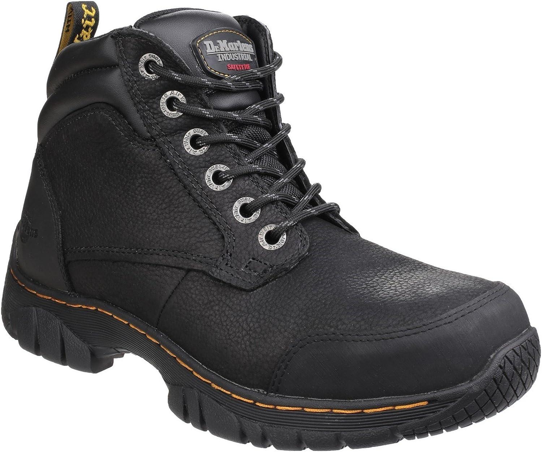 Dr Martens Mens RiGrünon SB Lace up Hiker Slip Resistant Safety Stiefel    Fuxin