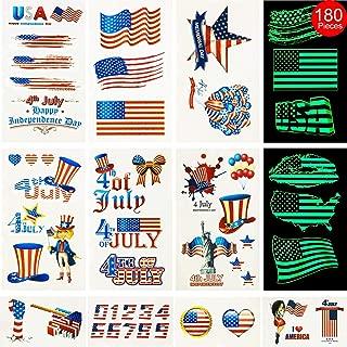 Best patriotic leg tattoos Reviews