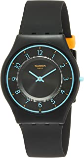 Swatch Skin Quartz Movement Black Dial Ladies Watch SFB147