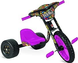 Triciclo Velotrol, Bandeirante, Rosa