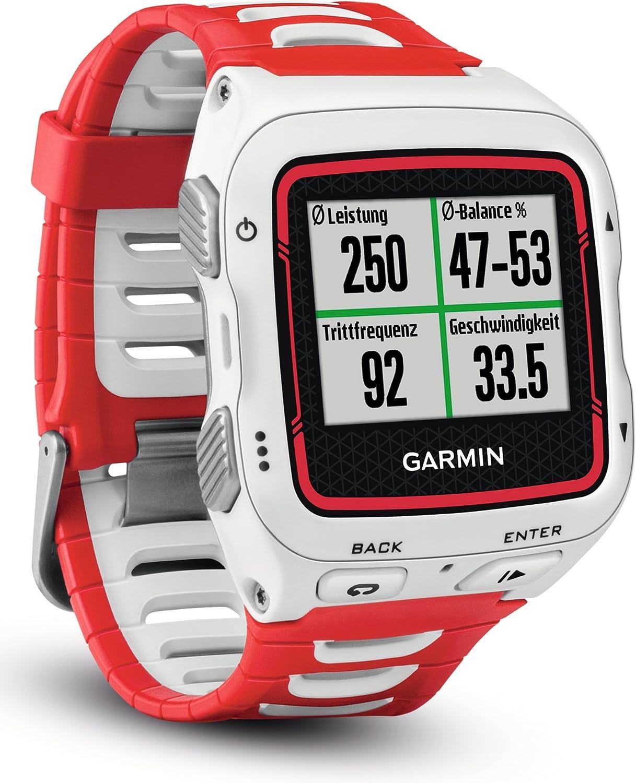Garmin Forerunner 920XT blanc/rouge