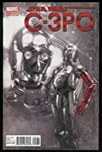 Star Wars Special C-3PO Red Arm Spotlight 1:1000 Retailer Incentive 2016 Marvel Variant Comic Book NM Condition