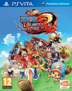 One Piece Unlimited World Red: Straw Hat Edition (Playstation Vita) (UK Import) (UK Account required for online content)